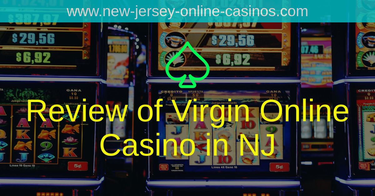Title Image - Review of Virgin Online Casino in NJ